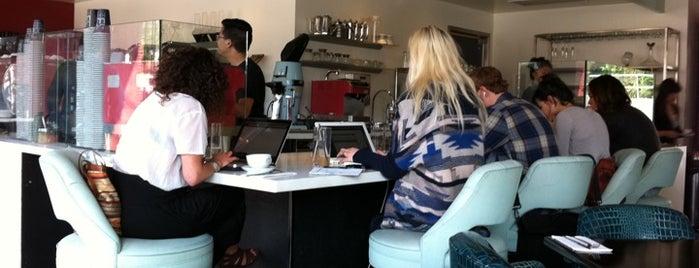 Lamill Coffee Boutique is one of I love LA...we LOVE IT!.