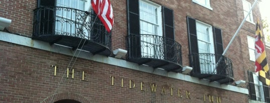 Tidewater Inn is one of Hotel - Motels - Inns - B&B's - Resorts.
