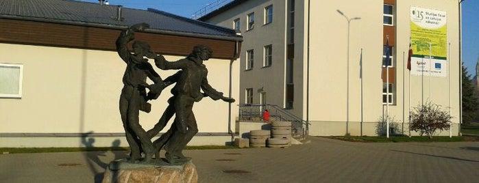 Vidzemes Augstskola   Vidzeme University of Applied Sciences is one of Posti che sono piaciuti a Elza.