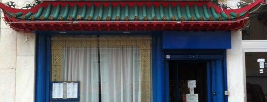 Restaurante Norte da China is one of Lisboa - Lunch & Dinner.
