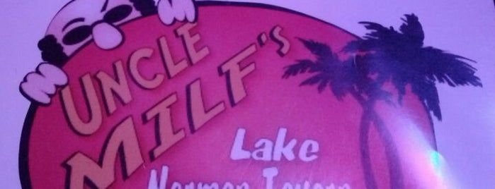 Uncle MILF's Lake Norman Tavern is one of Charlotte.