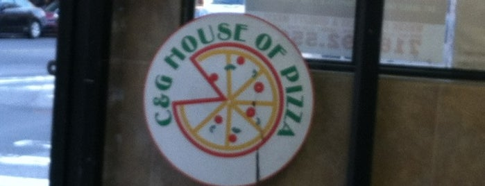 C&G House Of Pizza is one of Food to try.