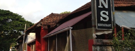 Zains Restaurant is one of The Kozhikode Food Guide.