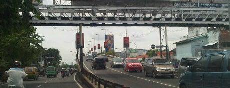 Jembatan Layang Mayangkara is one of Characteristic of Surabaya.