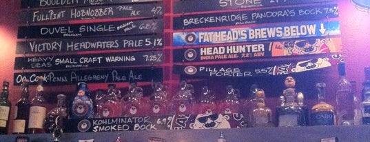 Fat Head's Saloon is one of Best Bars in the 412 Area code.