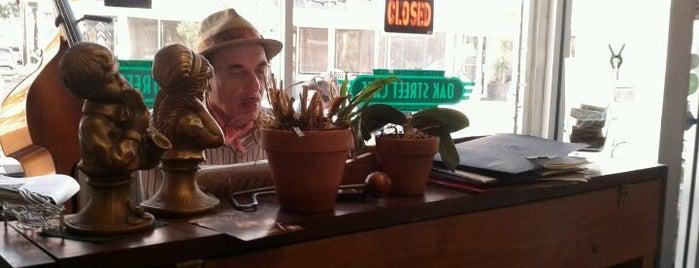 Oak Street Cafe is one of Louisiana.