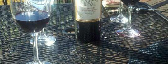Paradise Ridge Winery - Santa Rosa Estate Tasting Room is one of Wine Road Wine & Food Pairings.