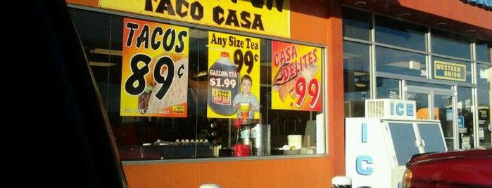 Taco Casa is one of Orte, die Batya gefallen.