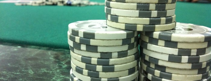 Clube Rock Poker is one of Lugares legais.