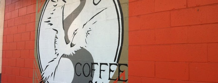 Bennu Coffee is one of Austin's Best Coffee - 2012.