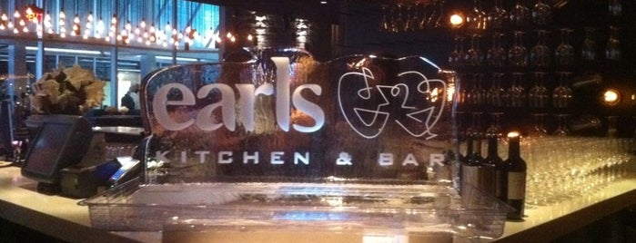 Earls Kitchen & Bar is one of Must-visit Bars in Toronto.