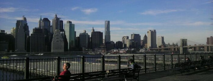 Brooklyn Heights Promenade is one of Best Parks In New York City.