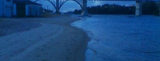 Ponte do Pedrido is one of สถานที่ที่บันทึกไว้ของ jose.