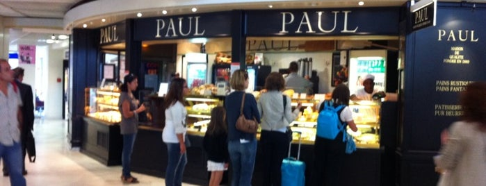 Paul is one of Places we went in Paris.