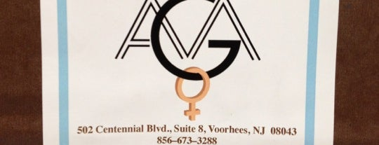 AGA Center For Women is one of Work.