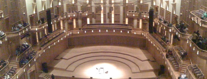 The Music Center at Strathmore is one of Do this in DC.