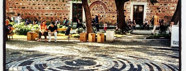Градинката на Джумаята (Djumaya Garden) is one of Tempat yang Disukai Carl.