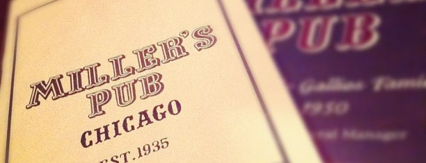 Miller's Pub is one of Happy Hour Hot Spots.