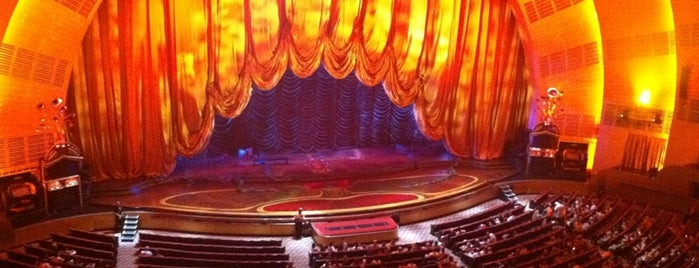 Radio City Music Hall is one of Top Picks for Music Venues.