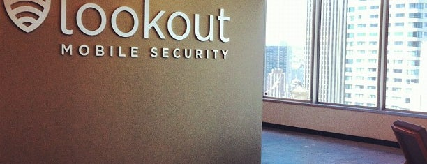 Lookout Mobile Security HQ is one of Lugares favoritos de Felix.