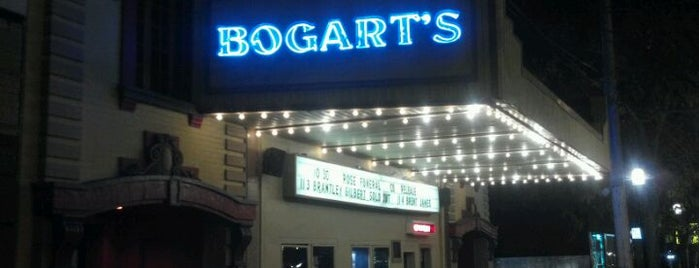 Bogart's is one of #AllAboutLuv.