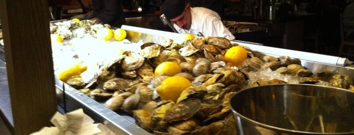 Island Creek Oyster Bar is one of Bean Town Grub.