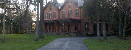 Rutherford B Hayes Presidential Center is one of Mr. President, Mr. President....