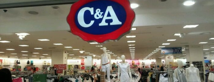 C&A is one of Julia: сохраненные места.
