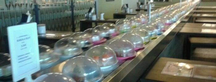 Masabi is one of Sushi Sampler.