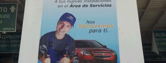 Chevrolet is one of Lugares favoritos de Yes car rental.