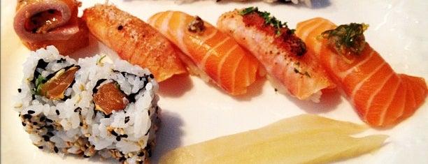 Top 7 / London / Sushi
