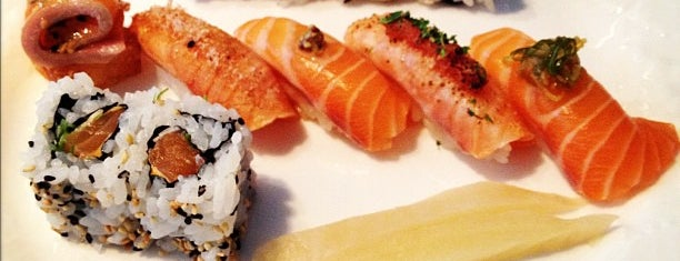 Yashin Sushi is one of Japan in London.