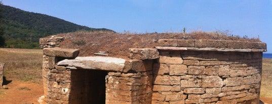 Parco Archeologico Baratti is one of #invasionidigitali 2013.