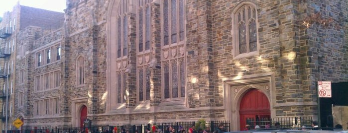 Abyssinian Baptist Church is one of Rebirth!: Harlem Renaissance To-do List.