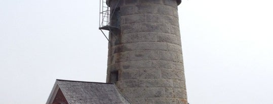 Monhegan Museum and Lighthouse is one of Benさんの保存済みスポット.