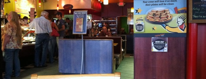 Flying Star Cafe-Nob Hill is one of Posti che sono piaciuti a Tac.