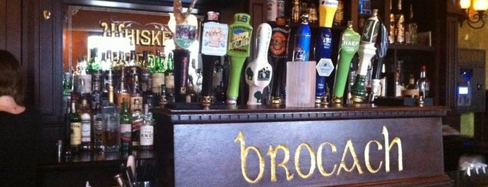 Brocach Irish Pub is one of Restaurant.com MKE.
