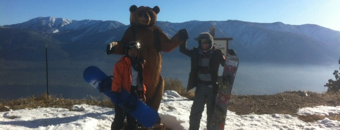 Hot Dawgs And Hand Rails is one of Big Bear Lake (Anti-Zombie Survival).