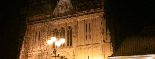 Zagrebačka katedrala   Cathedral is one of Places to visit in Zagreb.