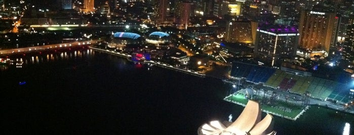 Sands SkyPark is one of Best Restaurant Views. Ever.