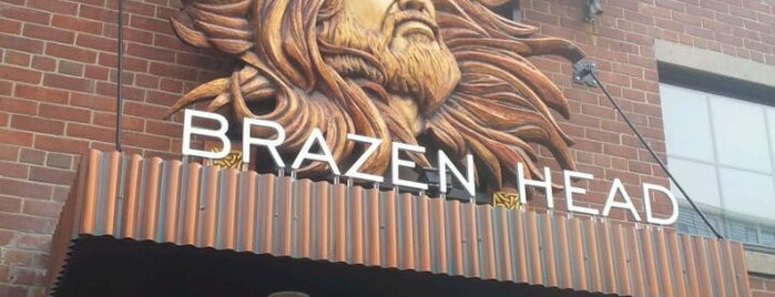 Brazen Head Irish Pub is one of MLS Pubs in Toronto.