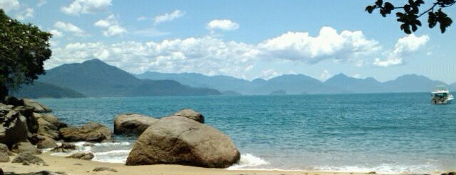 Praia do Cedro is one of Ubatuba.