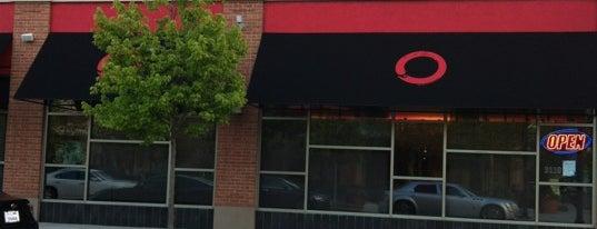 Hayashi Sushi & Grill is one of Kaitlyn : понравившиеся места.