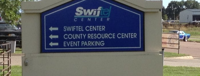 Swiftel Center is one of 2014 U.S. Tour.