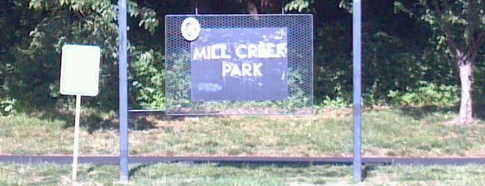 Mill Creek Park is one of Marty mar always love and thanks.