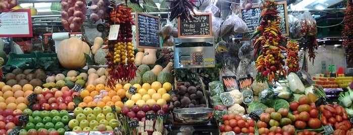 Barcelona Markets - A Feast for the Senses