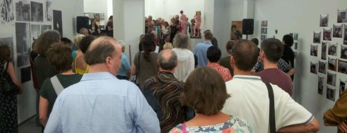 BAWAG Contemporary is one of Lange Nacht der Museen.