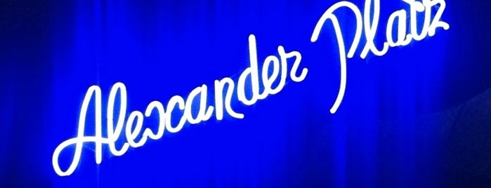 Alexanderplatz Jazz Club is one of Drink, Dance & music.