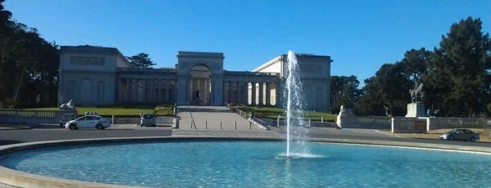 Legion of Honor is one of Great City By The Bay - San Francisco, CA #visitUS.