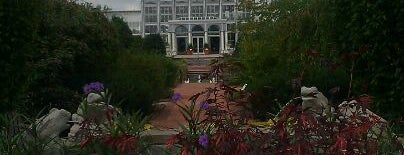 Lewis Ginter Botanical Garden is one of Your City Guide to RVA #VisitUS (Richmond, VA).